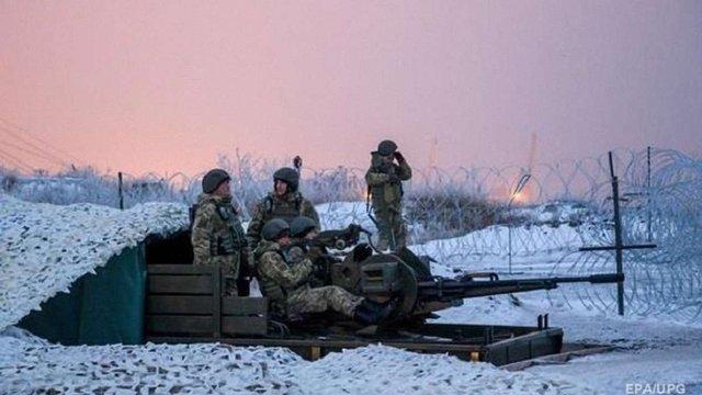 На Донбасі військові ЗСУ завадили окупантам обладнати позиції на нейтральній території