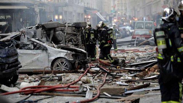 Рятувальники знайшли тіло четвертого загиблого внаслідок вибуху в пекарні в центрі Парижа