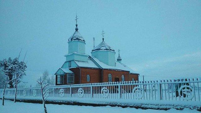 На Волині громада села не пустила до храму священиків УПЦ (МП)