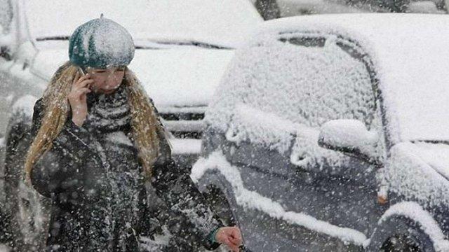 Мокрий сніг з дощем пообіцяли синоптики у західних областях України