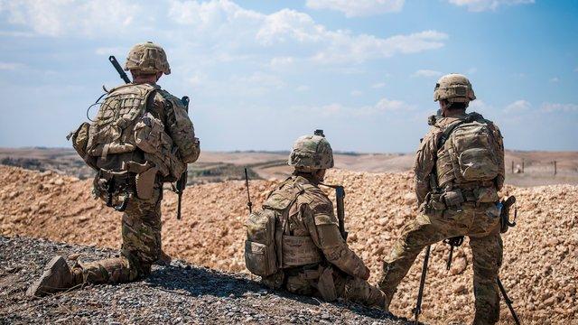 Дональд Трамп офіційно заявив про початок виведення військ із Сирії