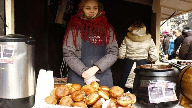 У Шевченківському гаю відбудеться ювілейне Свято пампуха