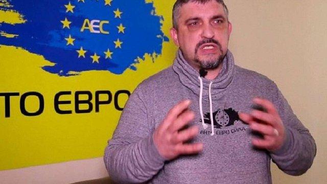 Лідер «АвтоЄвроСили» Олег Ярошевич оголосив про участь у президентських виборах