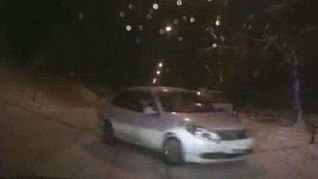 У Львові п'яний водій втікав від поліції та розбив свій автомобіль