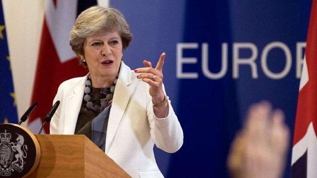 Парламент Великої Британії проголосував проти угоди щодо Brexit