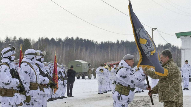 Президент затвердив символіку і девіз Сил спеціальних операцій ЗСУ