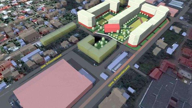 Львівська мерія погодила будівництво багатоповерхівок  біля «Південного»