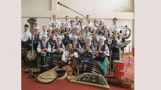 У Львові рок-хіти прозвучать у виконанні оркестру народних інструментів