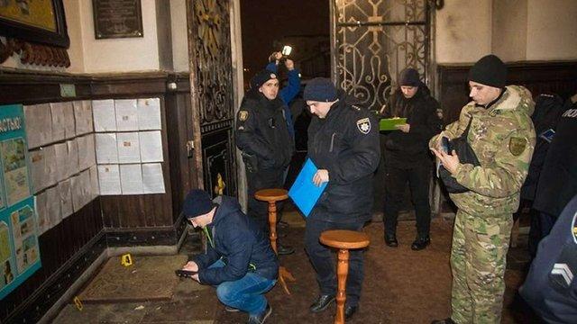У Сумах невідомі кинули піротехнічну шашку під час богослужіння в соборі УПЦ (МП)