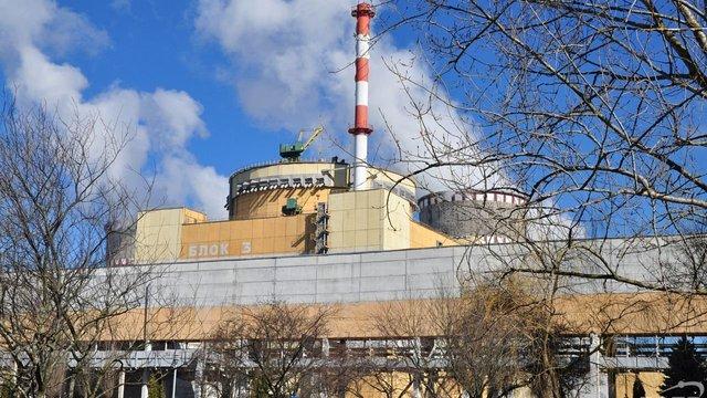Третій енергоблок Рівненської АЕС відключили від живлення