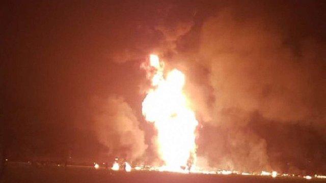 У Мексиці внаслідок вибуху нафтопроводу загинули 85 людей
