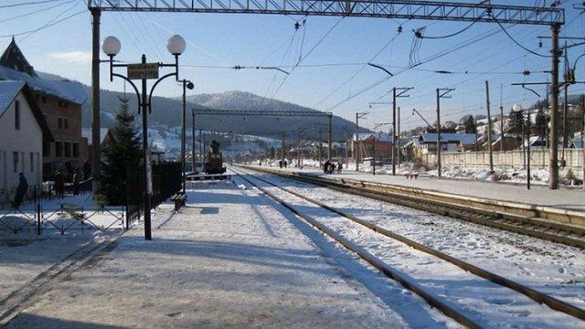 На вокзалі у Сколе вантажний поїзд збив на смерть чоловіка