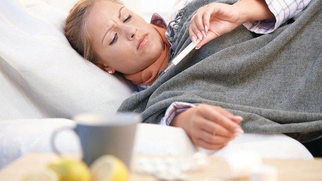 На Львівщині різко зростає захворюваність на грип і ГРВІ