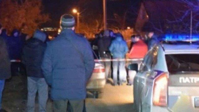 У Миколаєві таксисти намагались вчинити самосуд над викрадачем авто