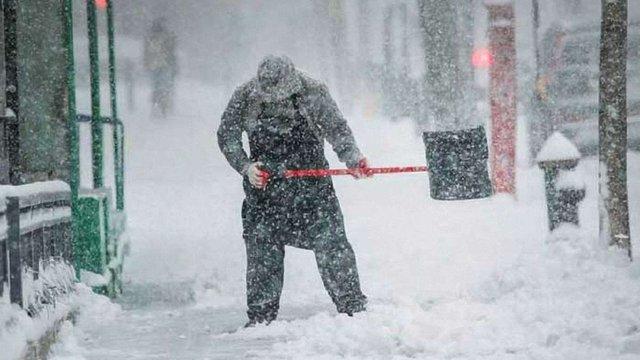 Синоптики попереджають про значне погіршення погодних умов в Україні