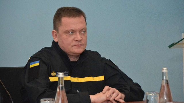 У Львові представили нового начальника обласного управління ДСНС