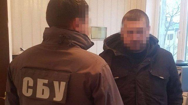 СБУ затримала за хабарництво двох співробітників держбанку в Одесі