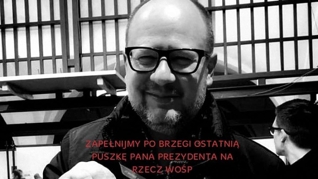Поляки зібрали за 10 днів через Facebook рекордну суму для «останньої скриньки» Павла Адамовича
