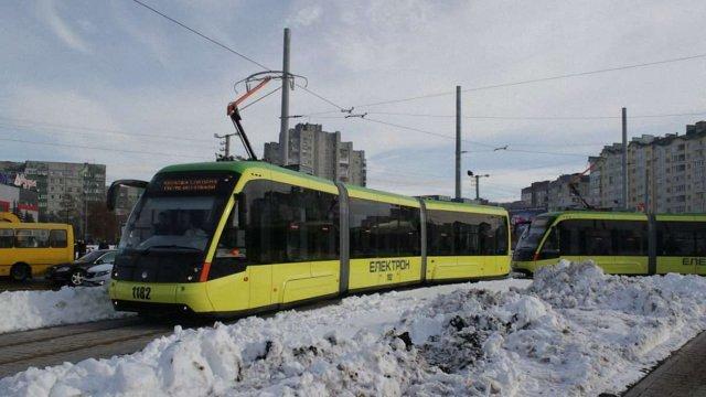 Депутати ЛМР підтримали петицію про продовження маршруту трамваю №8 до Наукової