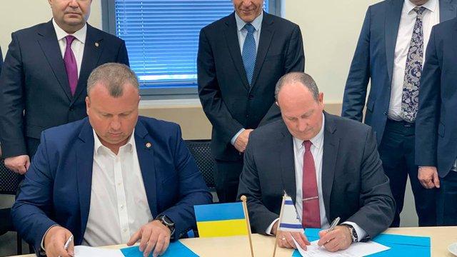 «Укроборонпром» співпрацюватиме з найбільшим оборонним концерном Ізраїлю