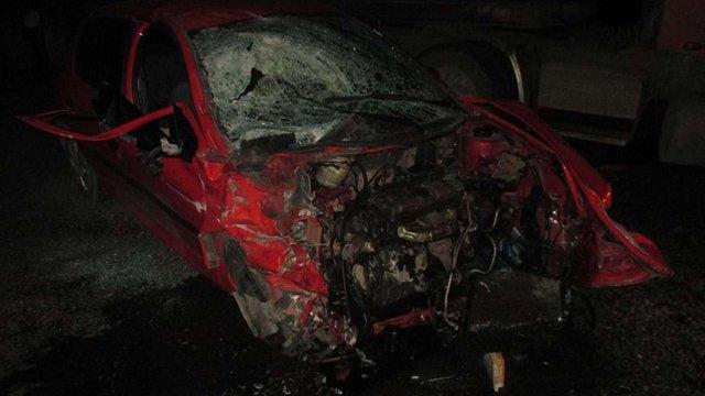 У ДТП поблизу Радехова травмувалися 4 осіб, із них 2 – діти