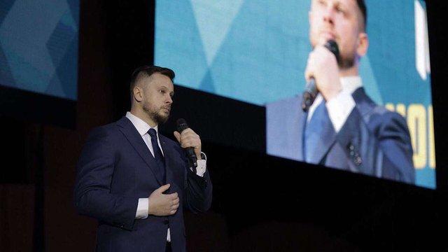 На з'їзді у Києві «Національний корпус» оголосив своїм пріоритетом вибори до парламенту