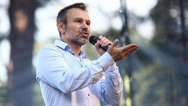 Святослав Вакарчук офіційно заявив, що не братиме участі у виборах президента