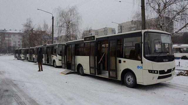 АТП-1 збільшило кількість автобусів на маршруті №19