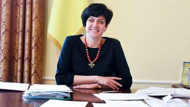 Ірина Гримак повернулась на посаду заступниці голови ЛОДА через три місяці після звільнення
