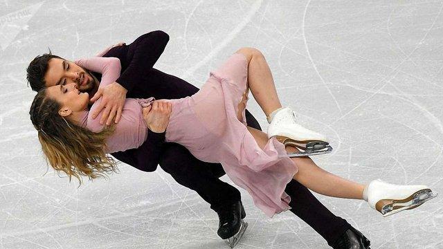 У Мінську завершився чемпіонат Європи з фігурного катання