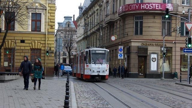 У Львові планують прокласти нові трамвайні і тролейбусні лінії