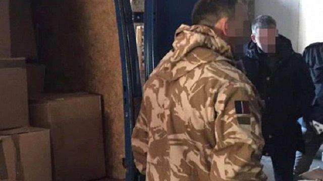 На Львівщині затримали шахраїв, які намагалися отримати конфіскат під виглядом допомоги для ООС