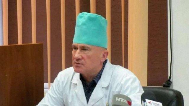 Прокуратура підтвердила, що головний хірург львівського госпіталю оперував нетверезим