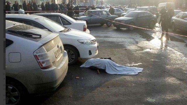 У Миколаєві боржник розстріляв двох своїх опонентів на подвір'ї суду