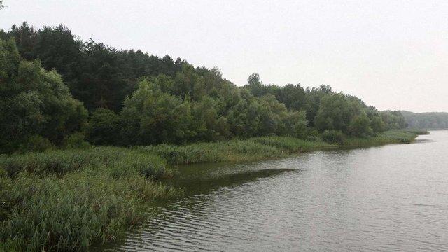 Олександр Лопачук погрожував активістам за збір підписів проти забудови озера у Наварії