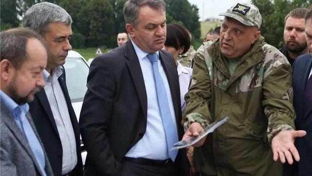 Львівський суддя надав «особливий статус» берегам озера у Наварії