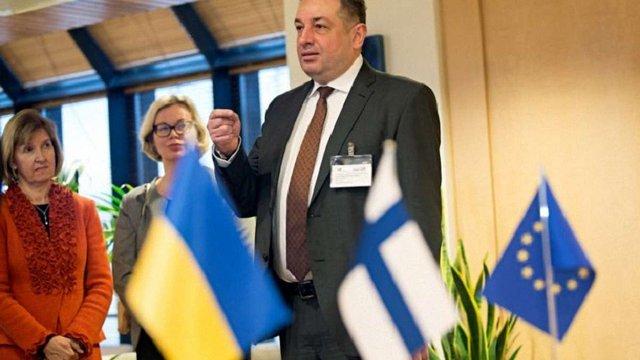 Українського посла вивезли з Фінляндії для лікування важкої травми