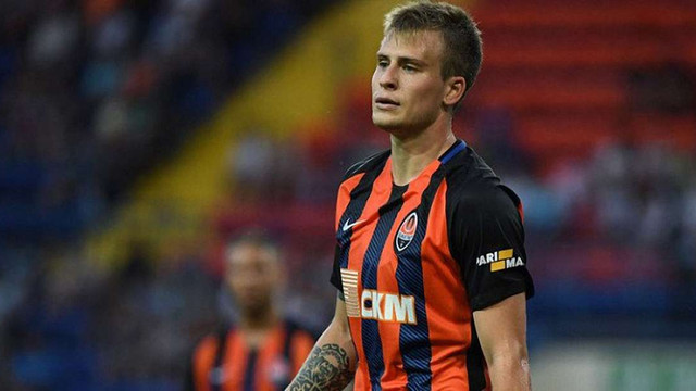 Ще один гравець «Шахтаря» перейшов у російський футбольний клуб