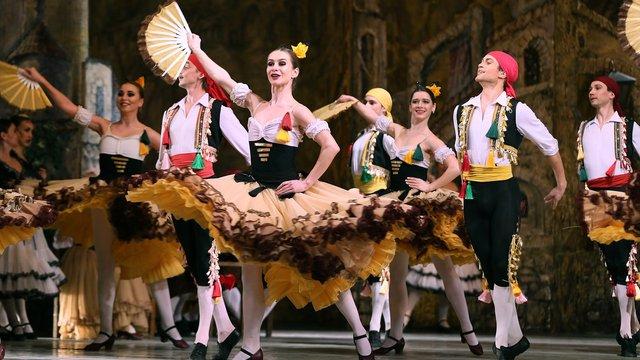 У Львові вперше виступила відома балетна пара  Наталія Івасенко та Віктор Томашек