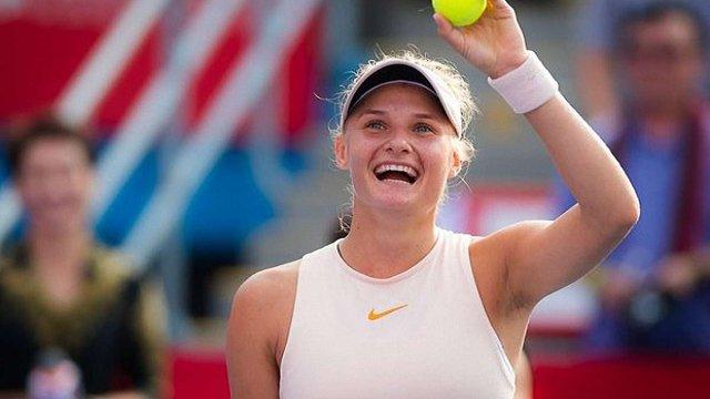 Українська тенісистка Даяна Ястремська вийшла у фінал турніру в Таїланді