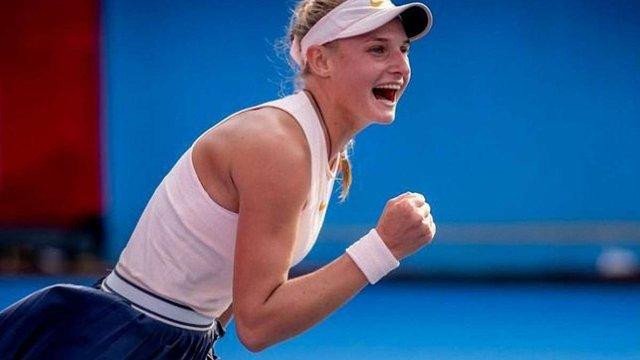 18-річна українка Даяна Ястремська виграла престижний тенісний турнір у Таїланді