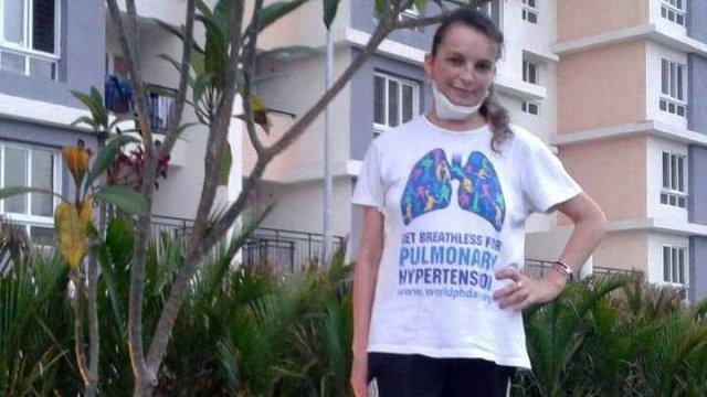 Померла 39-річна жителька Львівщини, якій в Індії пересадили серце і легені