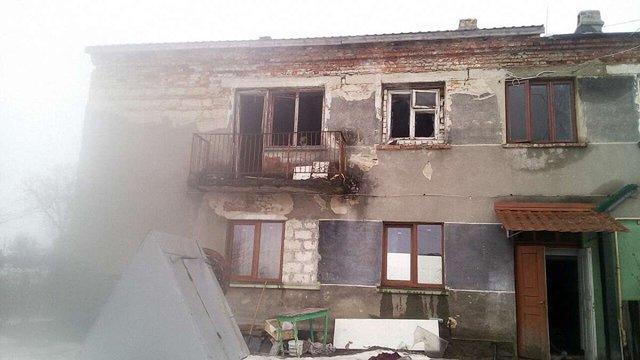 На Пустомитівщині внаслідок пожежі у квартирі загинула 54-річна жінка