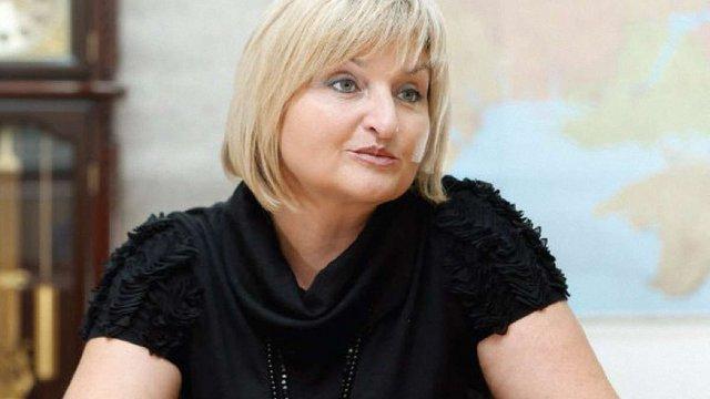 Ірина Луценко подала позов на 2,5 млн грн проти Анатолія Гриценка