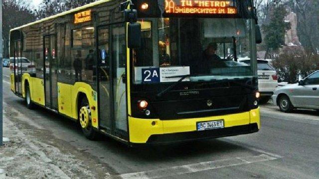 Дані про рух громадського транспорту Львова надсилатимуть у Facebook Messenger