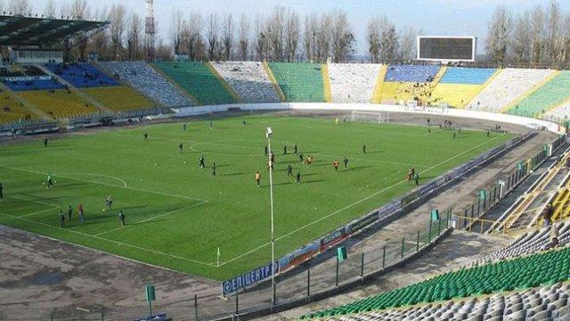 На стадіоні «Україна» у Львові проведуть масштабну реконструкцію з добудовою