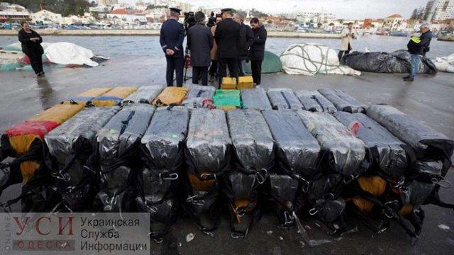 У Португалії затримали судно з українськими моряками, яке перевозило кокаїн