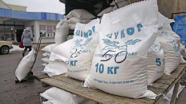 Україна за перший місяць року вичерпала квоти на безмитні поставки цукру в ЄС