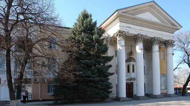 В окупованому Сімферополі хочуть закрити єдиний український православний храм