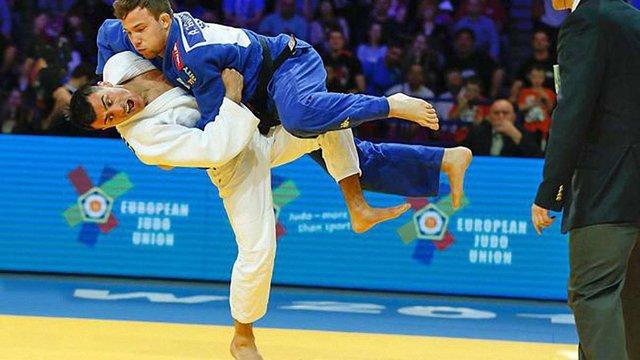 Український дзюдоїст Георгій Зантарая виборов «бронзу» на турнірі в Парижі